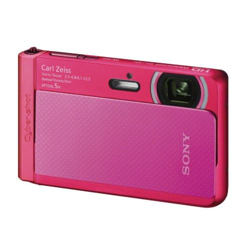 DSCTX30/P Rugged Digital Camera; Pink