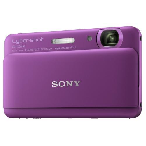 DSCTX55/V Cyber-shot Digital Still Camera; Violet