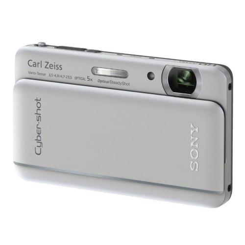 DSCTX66 Cyber-shot Digital Still Camera; Silver