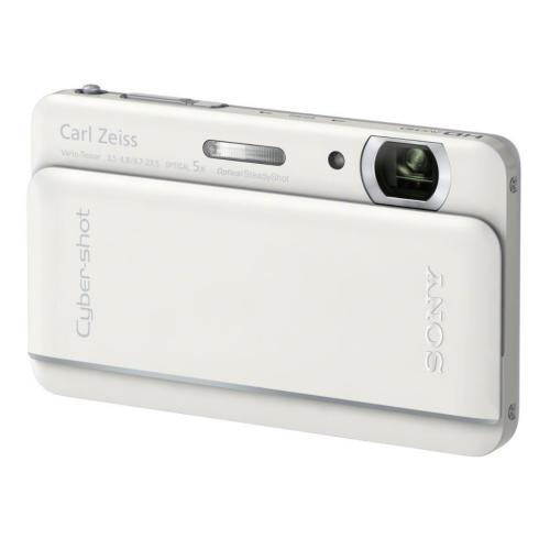 DSCTX66/W Cyber-shot Digital Still Camera; White
