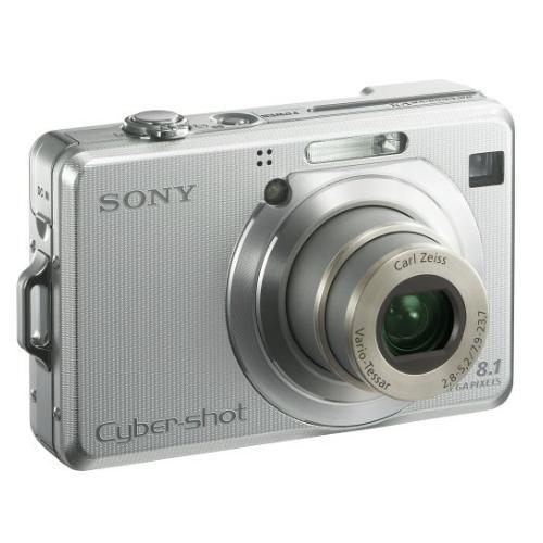 DSCW100 Cyber-shot Digital Still Camera
