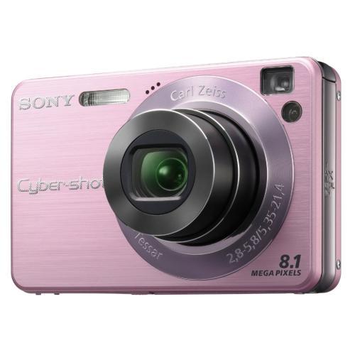 DSCW130/P Cyber-shot Digital Still Camera; Pink