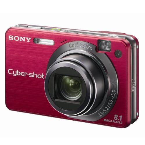 DSCW150/R Cyber-shot Digital Still Camera