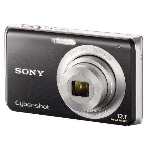 DSCW190/B Cyber-shot Digital Still Camera; Black