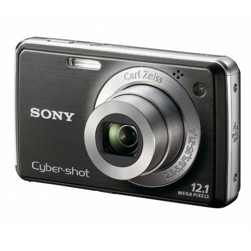 DSCW220/B Cyber-shot Digital Still Camera; Black