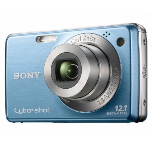 DSCW220/L Cyber-shot Digital Still Camera; Blue