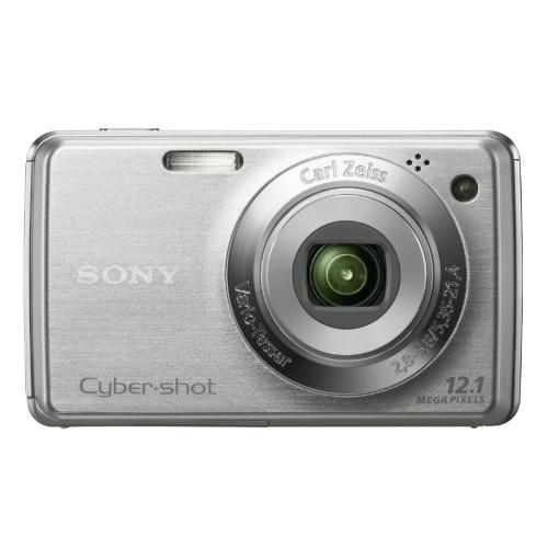 DSCW230 Cyber-shot Digital Still Camera; Silver