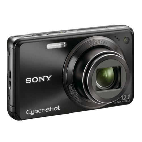 DSCW290/B Cyber-shot Digital Still Camera; Black