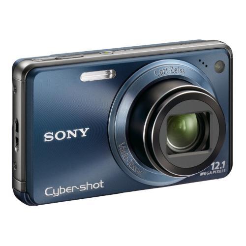 DSCW290/L Cyber-shot Digital Still Camera; Blue