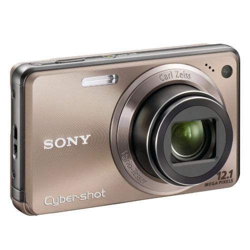 DSCW290/T Cyber-shot Digital Still Camera; Bronze