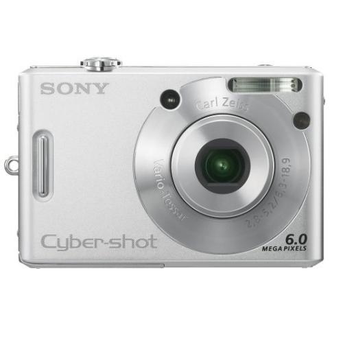 DSCW30 Cyber-shot Digital Still Camera