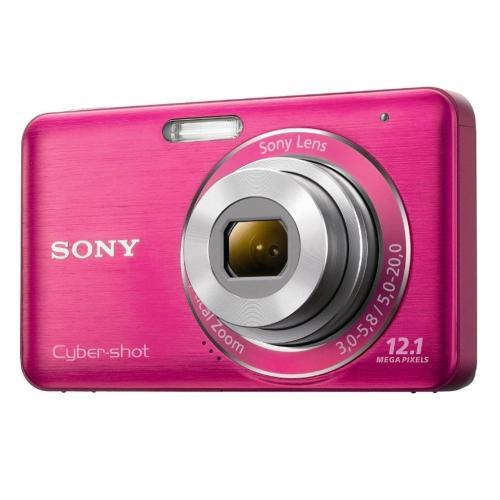 DSCW310/P Cyber-shot Digital Still Camera; Pink