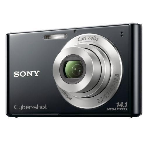 DSCW330/B Cyber-shot Digital Still Camera; Black