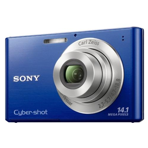 DSCW330/L Cyber-shot Digital Still Camera; Blue