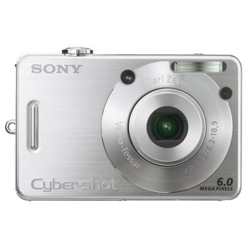 DSCW50 Cyber-shot Digital Still Camera