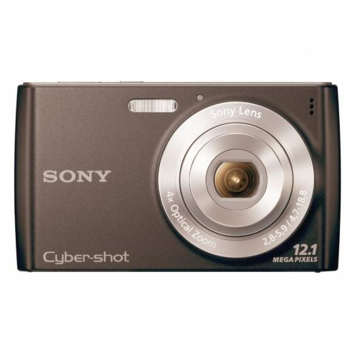 DSCW510/B Cyber-shot Digital Still Camera; Black