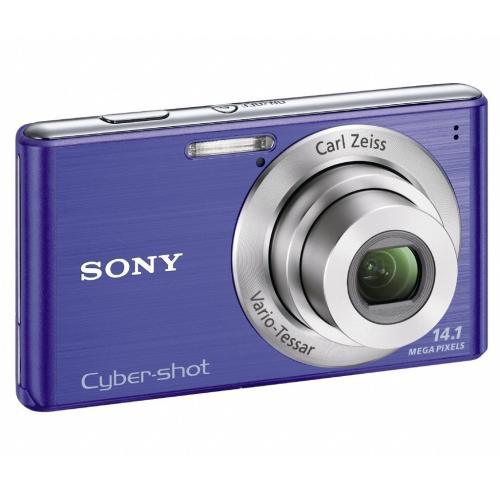 DSCW530/L Cyber-shot Digital Still Camera; Blue