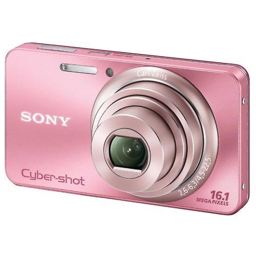 DSCW570/P Cyber-shot Digital Still Camera; Pink