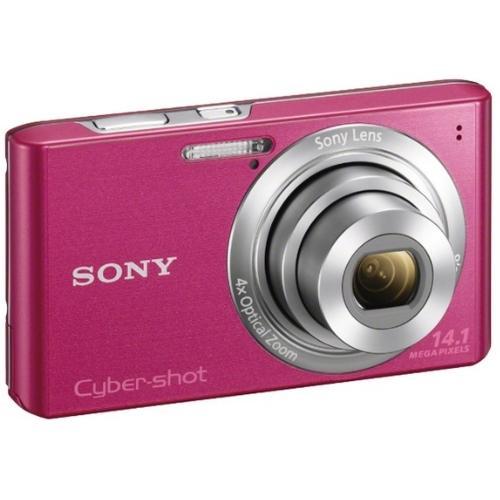 DSCW610P Cyber-shot Digital Still Camera; Pink