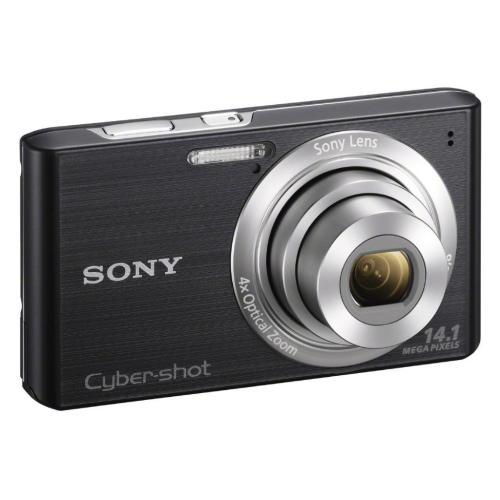 DSCW610/B Cyber-shot Digital Still Camera; Black