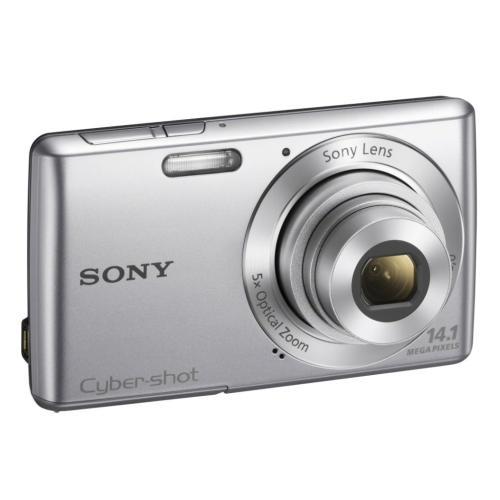 DSCW620 Cyber-shot Digital Still Camera; Silver