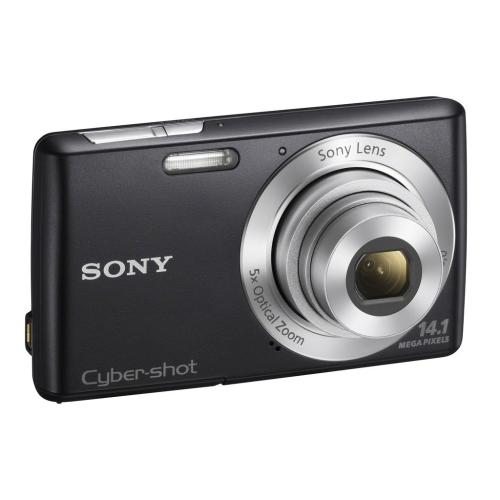 DSCW620/B Cyber-shot Digital Still Camera; Black