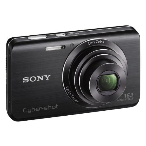 DSCW650/B Cyber-shot Digital Still Camera; Black