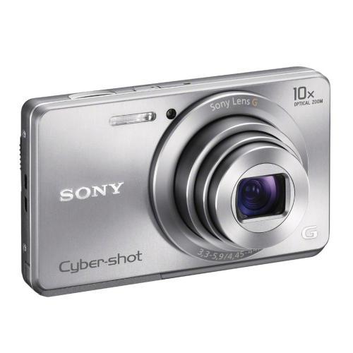 DSCW690 Cyber-shot Digital Still Camera; Silver