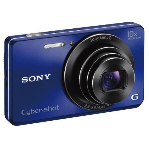 DSCW690/L Cyber-shot Digital Still Camera; Blue