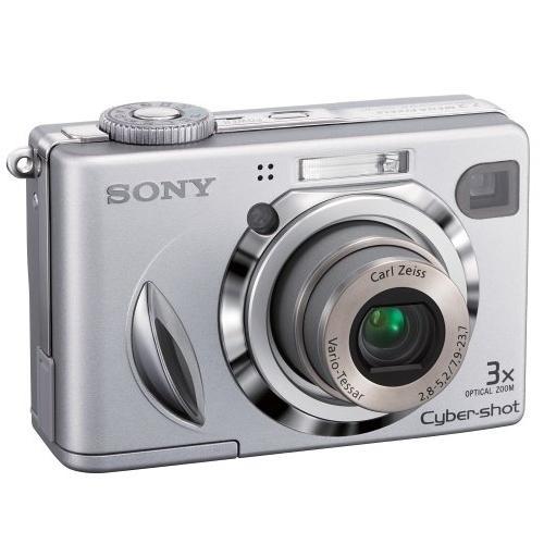 DSCW7 Cyber-shot Digital Still Camera