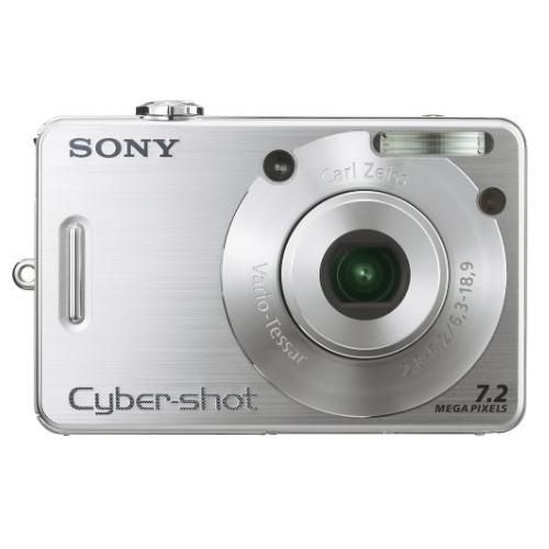 DSCW70 Cyber-shot Digital Camera