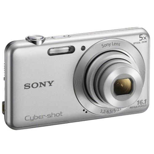 DSCW710 Cyber-shot Digital Still Camera; Silver