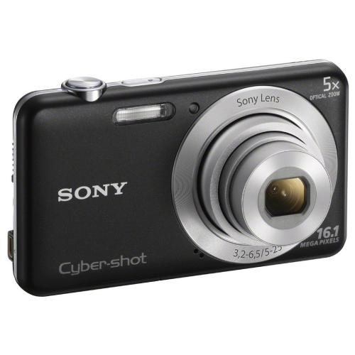 DSCW710/B Cyber-shot Digital Still Camera; Black