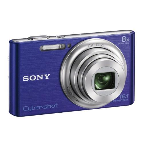 DSCW730/L Cyber-shot Digital Still Camera; Blue