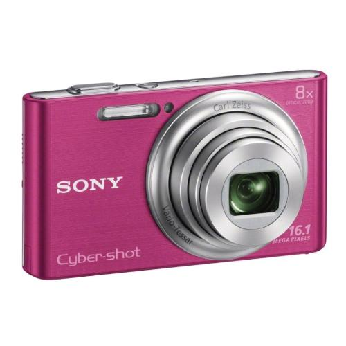 DSCW730/P Cyber-shot Digital Still Camera; Pink