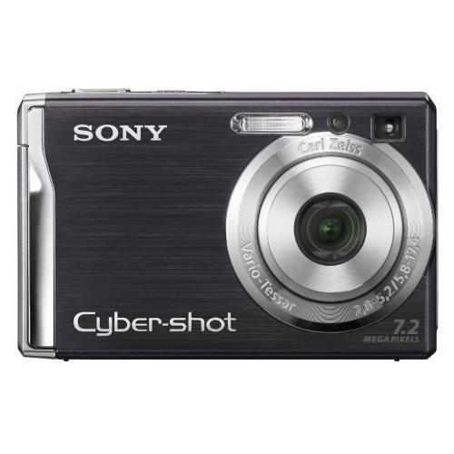 DSCW80/B Cyber-shot Digital Still Camera.