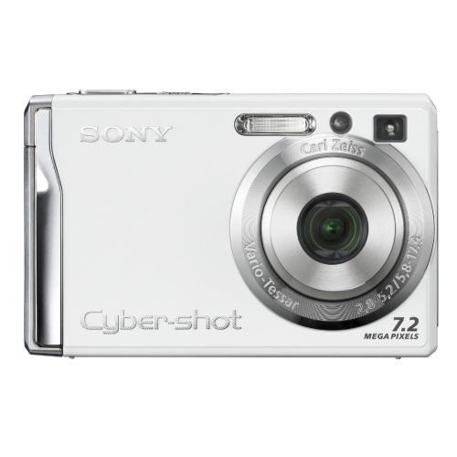 DSCW80/W Cyber-shot Digital Still Camera.