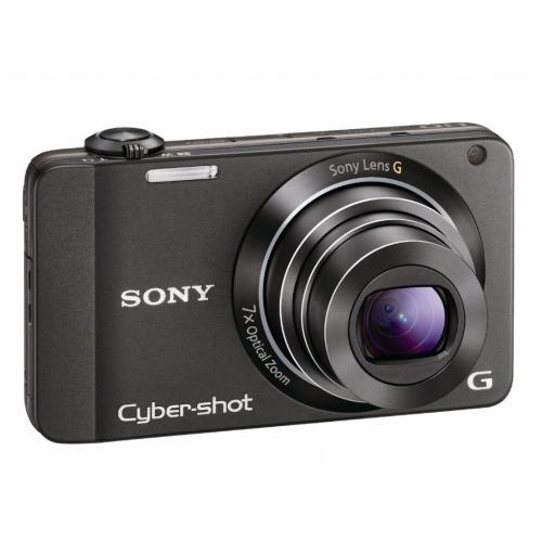 DSCWX10/B Cyber-shot Digital Still Camera; Black