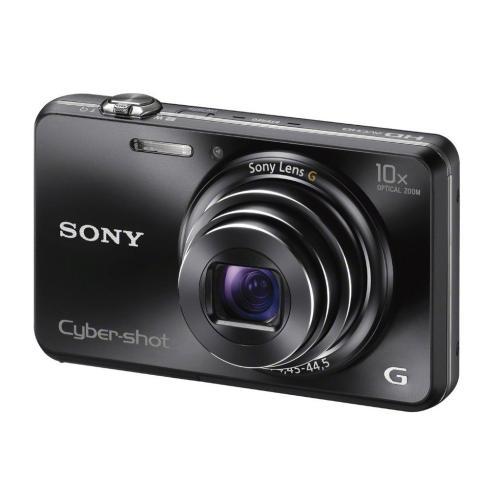 DSCWX150/B Cyber-shot Digital Still Camera; Black