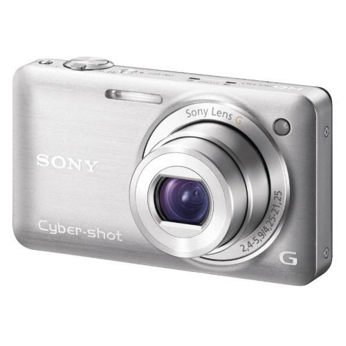DSCWX5 Cyber-shot Digital Still Camera; Silver