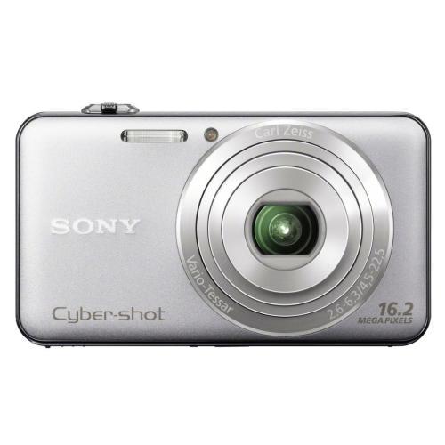 DSCWX50 Cyber-shot Digital Still Camera; Silver