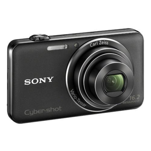 DSCWX50/B Cyber-shot Digital Still Camera; Black
