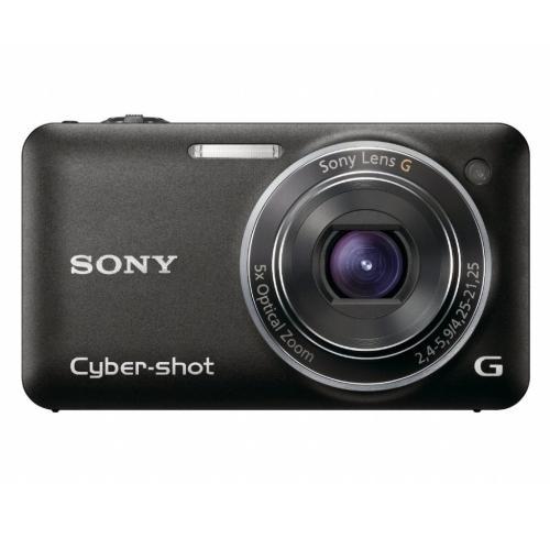 DSCWX5/B Cyber-shot Digital Still Camera; Black