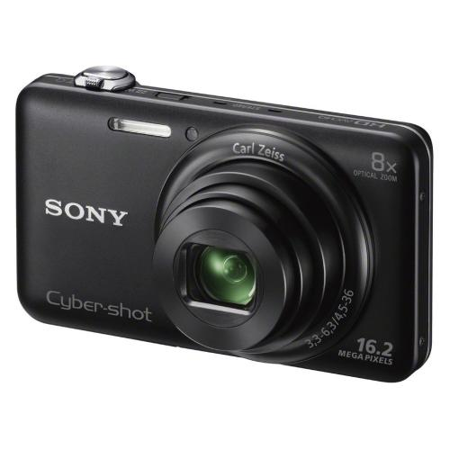 DSCWX80/B Cyber-shot Digital Still Camera; Black