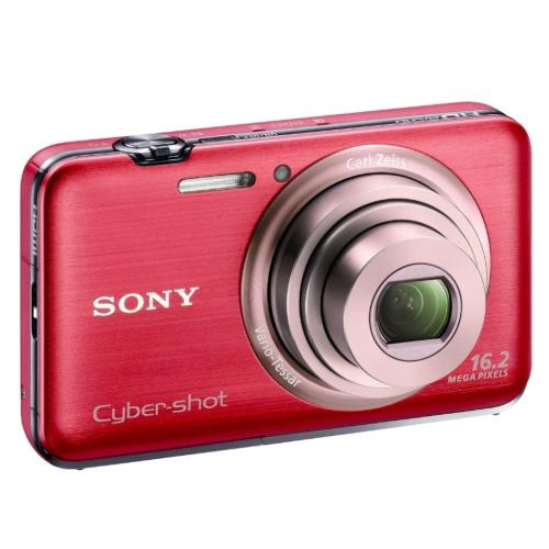 DSCWX9/R Cyber-shot Digital Still Camera; Red