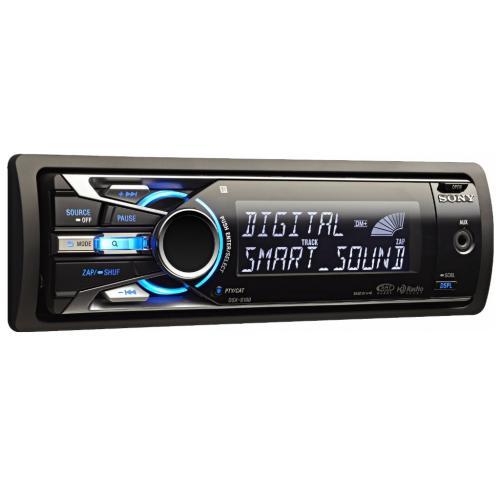 DSXS100 Fm/am Digital Media Player