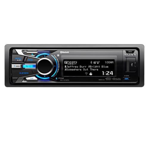 DSXS310BTX Fm/am Digital Media Player