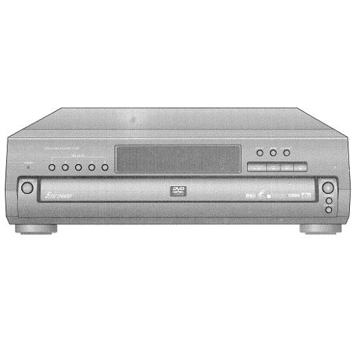 DVD Player Replacement Parts