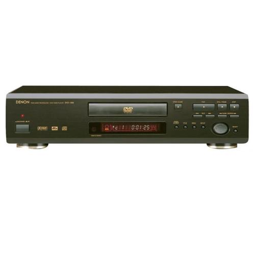 DVD1000 Dvd1000 - Cd/dvd Video Player
