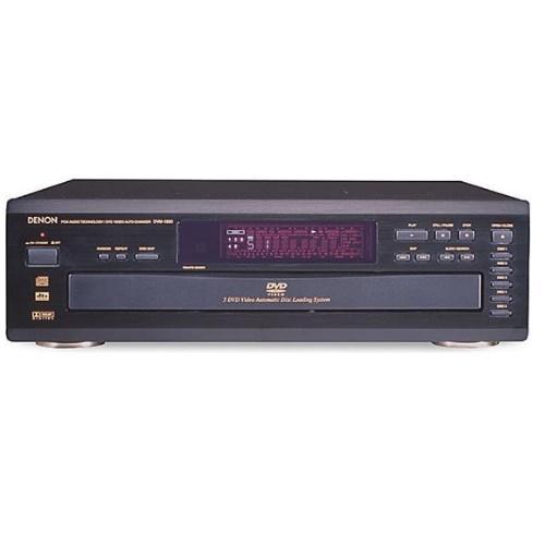 DVM1800 Dvm-1800 - Dvd Video Auto Changer